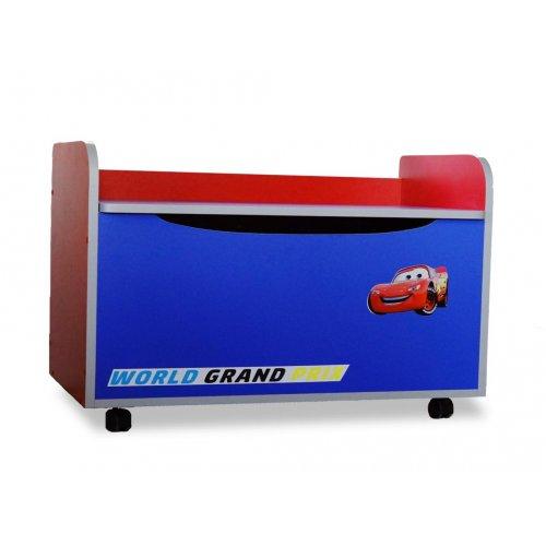Ящик для игрушек Форсаж