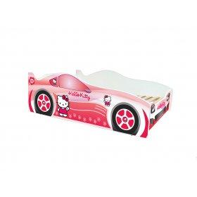 Кровать детская машинка Evolution 004 70х155