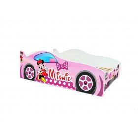Кровать детская машинка Evolution 005 70х155