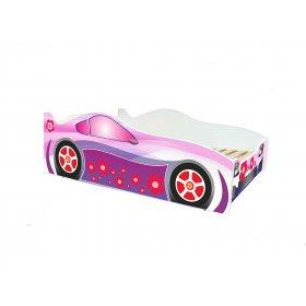 Кровать детская машинка Evolution 006 70х155