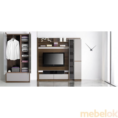 Зеркальное отображение - Гостиная система Inbox-1