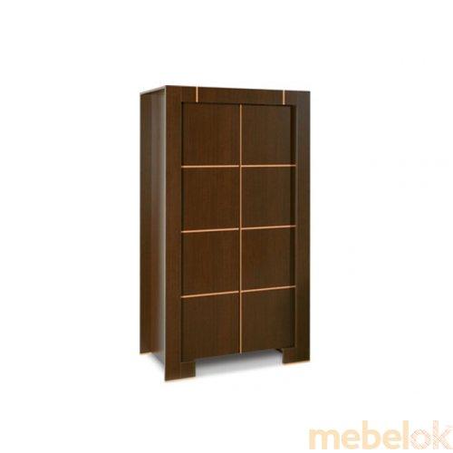 Шкаф двухдверный Modern Home