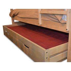 Вставная односпальная кровать 70х180