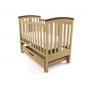 Детская кроватка Mia с маятниковым механизмом
