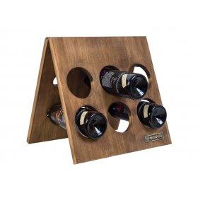 Подставка для вина Брюгге полисандр