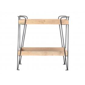 Сервировочный столик Iron 53х81х73 см