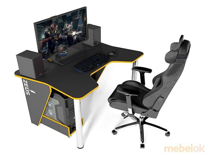 Стол геймерский игровой IGROK-3