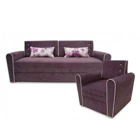 Комплект мягкой мебели Динар