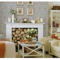11 идей для декоративного камина в спальне или гостиной