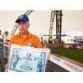 МебельОК установил рекорд Украины, сделав самую большую кровать