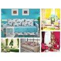 Цветовые тренды 2017 в интерьерном текстиле и мебели