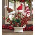 Как украсить интерьер дома к Новому году?