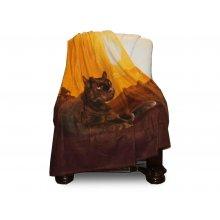 Пледы Ария Текстиль, Цвет разноцветный
