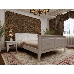 Ліжко Майя ЧДК 180х200 з високим ізножьем