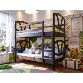 Кровать двухъярусная Виктория 80х190
