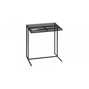 Стол приставной для ноутбука Comfort A440 gray 8/black