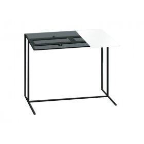 Стол приставной для ноутбука Comfort A600 gray 8/white/black