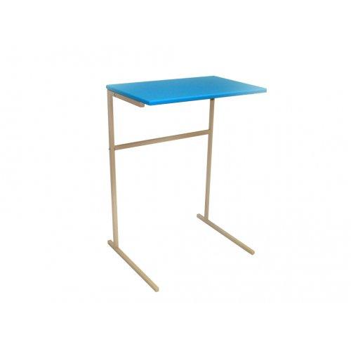Стол для ноутбука Комфорт голубой