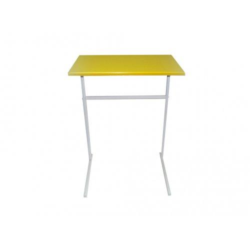 Стол для ноутбука Комфорт жёлтый