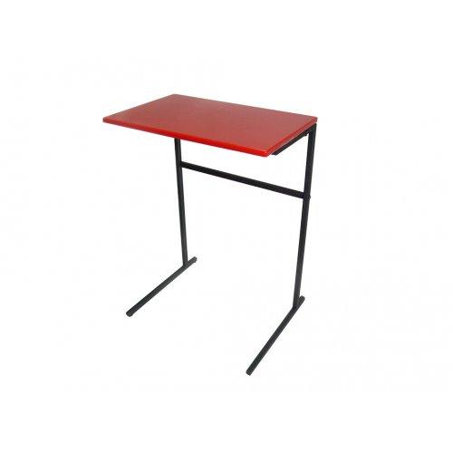 Стол для ноутбука Комфорт красный