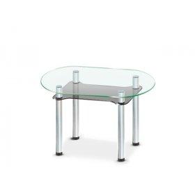 Стеклянный обеденный стол Kalipso C-G