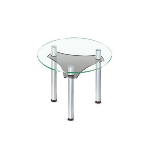 Стеклянный обеденный стол Kolo C-G