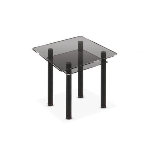 Стеклянный обеденный стол Kvadro G-G
