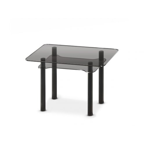 Стеклянный обеденный стол Tetra G-G