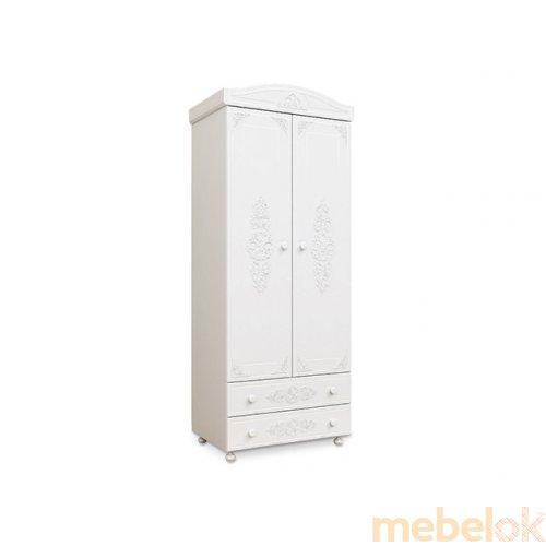 Шкаф двухдверный АС-02 Ассоль