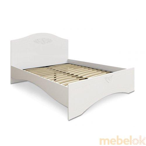 Кровать двуспальная АС-11 Ассоль 160х200