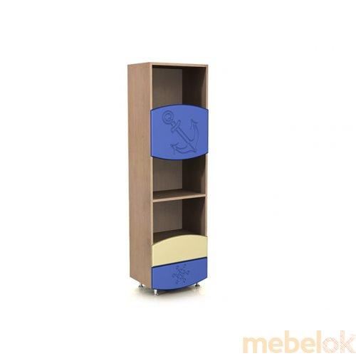 Шкаф комбинированный ДК-3 Капитошка