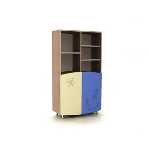 Шкаф для книг ДК-4 Капитошка