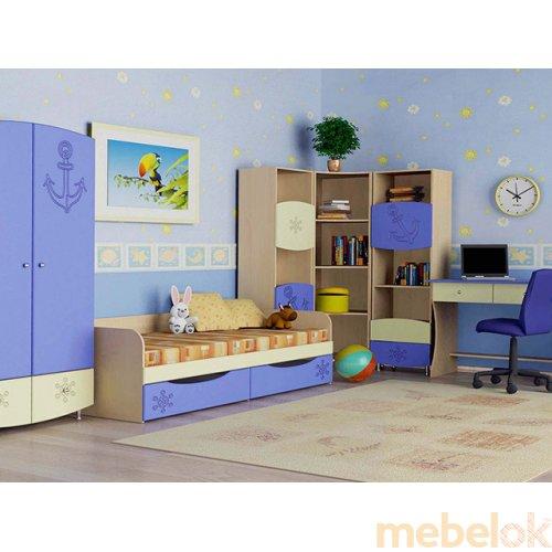 Детская спальня Капитошка-2