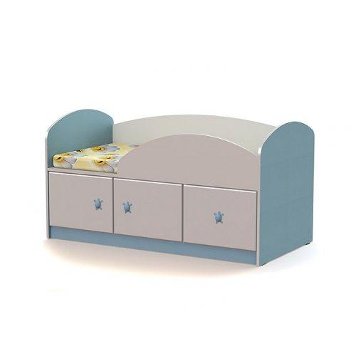 Кровать МДМ-1 70х140 Маугли