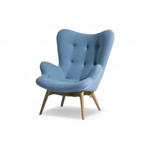 Кресло Contour Chair (голубой)
