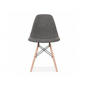 Стул Eames DSW Fabric серый
