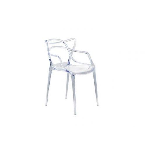 Стул Masters Chair прозрачный