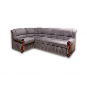 Угловой диван Фараон NVFX-F6 серый - алексис грей