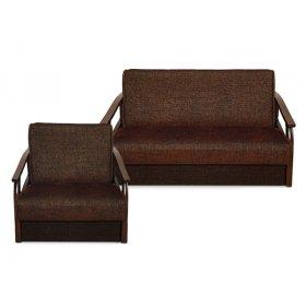 Комплект мягкой мебели Амиго 1,0
