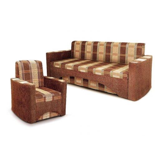 Комплект мягкой мебели Прелесть