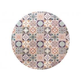 Скатерть круглая mozaik 140