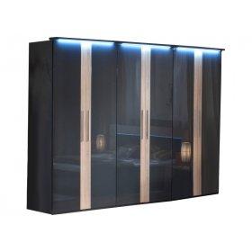 Шкаф гардеробный Капри шестидверный