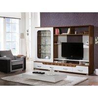 Как обустроить мебелью гостиную комнату