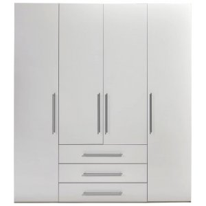 Шкаф гардеробный Магнум 4 двери