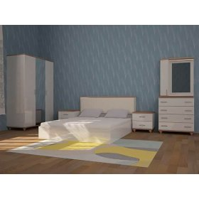 Белая спальня Мода