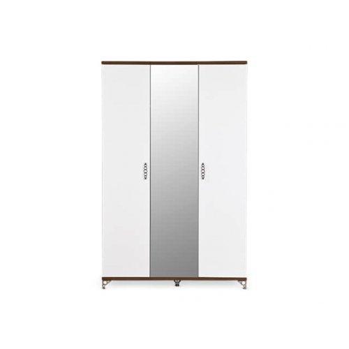 Шкаф трехдверный Мода
