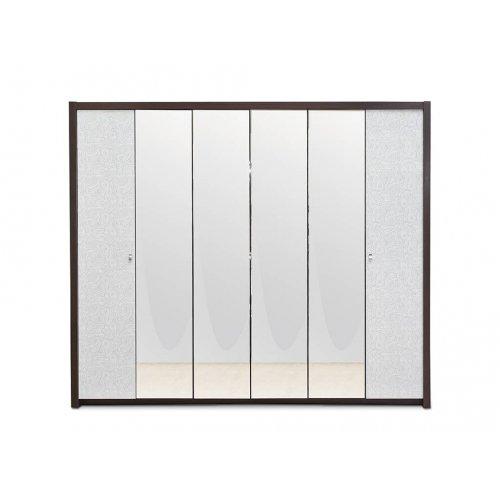 Гардероб Оливье с шестью дверьми