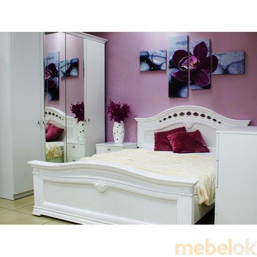Двуспальная кровать Рената 160х200
