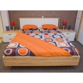 Кровать двуспальная Альба 160х200