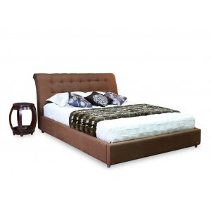 Кровать Coffe Time Cappuccino 160х200